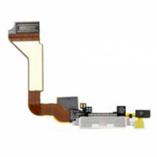 Charging port iPhone 4s, White (sku 146)