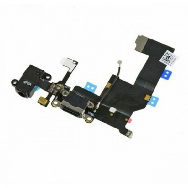 charging port iPhone 5, black (sku 189)