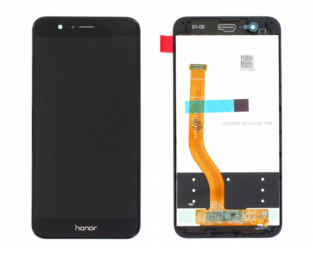 Huawei lcd honor 8 Pro (Duk-L09))  black  (sku 669)