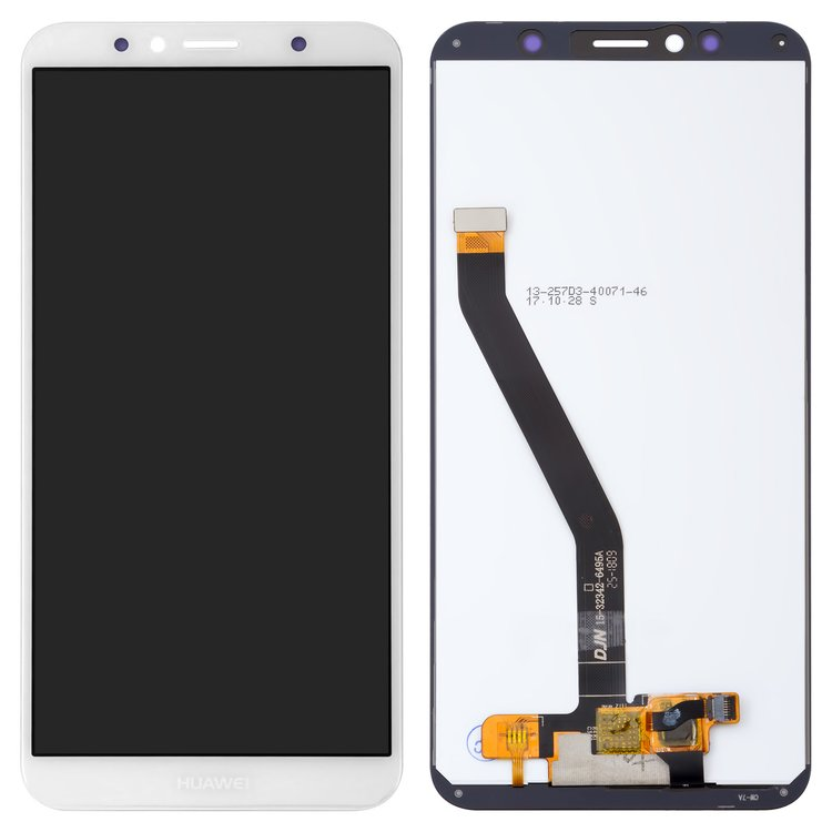 Huawei lcd Y6 2018 /Y6 Prime 2018 / Enjoy 8E / Honor 7C / Honor 7A Pro White  (sku 650)