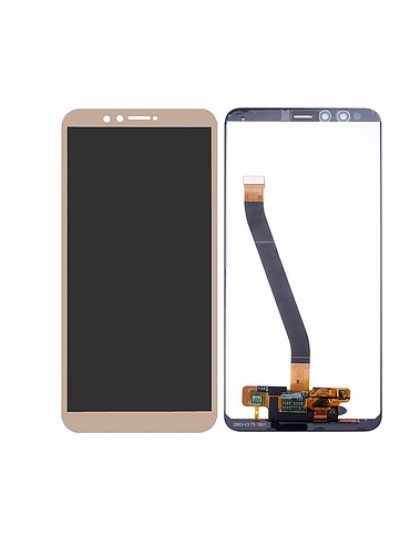 Huawei Y9 2018 / Enjoy 8 plus lcd gold  (sku 651)