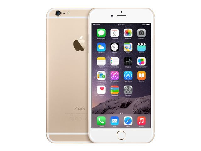 Apple iPhone 6 Plus 64 Go Or / occasion (7022)
