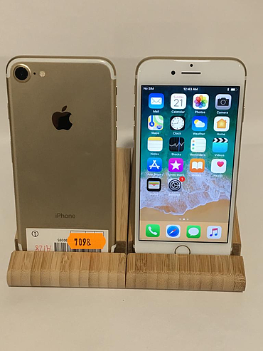 apple iphone 7 128GB GOLD / occasion (7098)