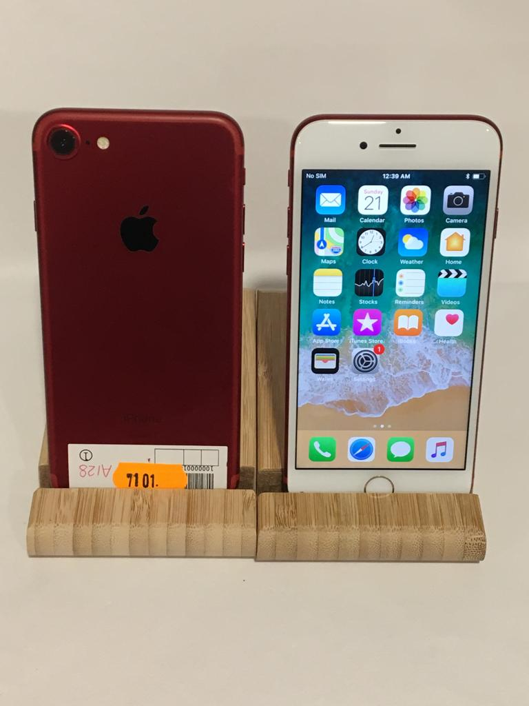 APPLE iPhone 7 128GB ROUGE / occasion (7102)