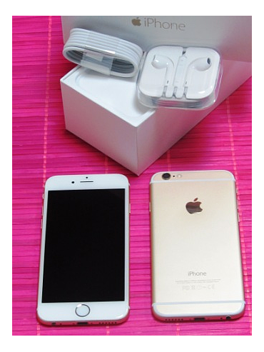 "iPhone 6s "" 16Go Gold / occasion (7004)"