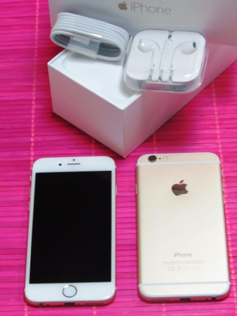 iPhone 6s 64Go Gold /occasion (7032)