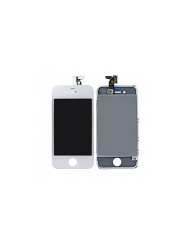 LCD iPhone 4, White (sku 005)