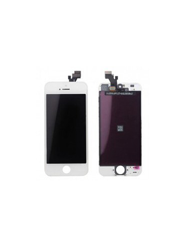 LCD iPhone 5s White (sku 6)
