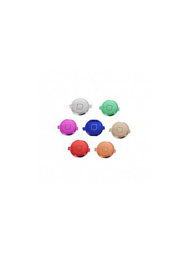 Lot de boutons colorés pour iPhone 4/4s