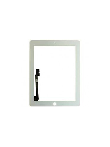 Touch iPad 4/3, white (sku 0049)