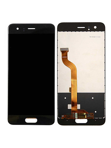 Honor 9 lcd lcd black (sku 688)