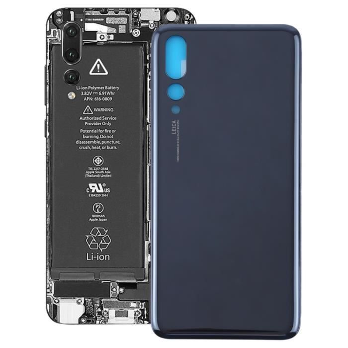 Back Cover P20 Pro Black (sku 004233)