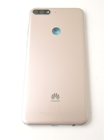 Back Cover Huawei Y7 2018 Gold
