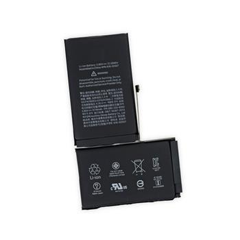 Battery for iPhone X Battery 2658mAh Li-Ion (Bulk) (sku 2026)