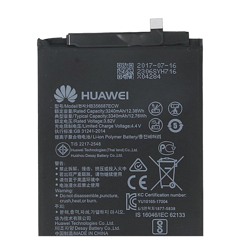 Battery Huawei P30 Lite Honor 7X Huawei Nova 3i (P Smart Plus) Huawei Mate 10 Lite HB356687ECW  (sku2031 )